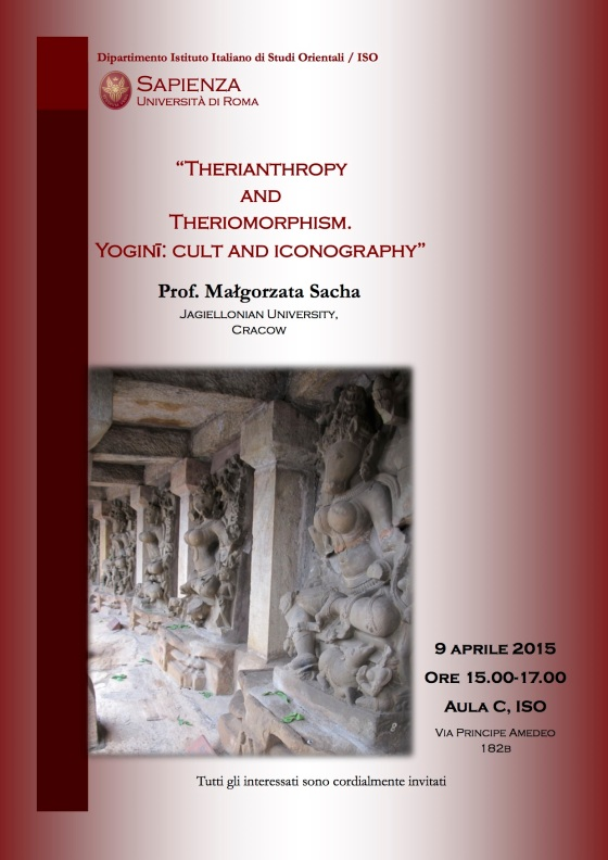 Therianthropy and Theriomorphism - prof. Sacha