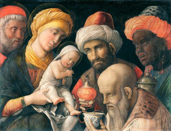 324_Andrea Mantegna 1495-1505